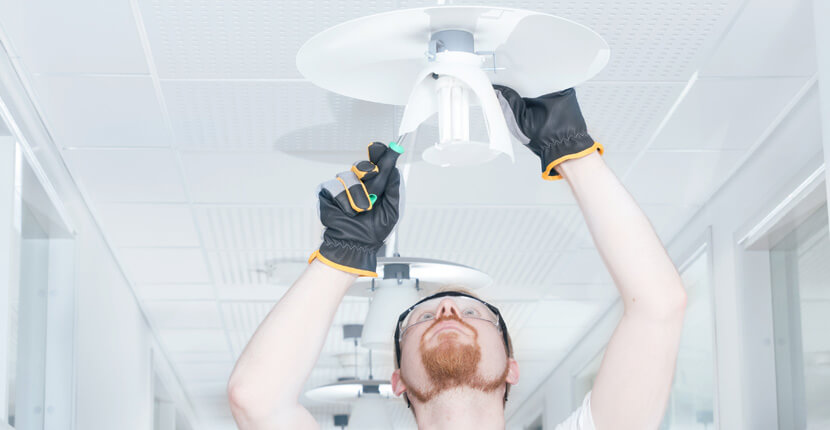 Commercial Lighting Repair | Electricians Service Team