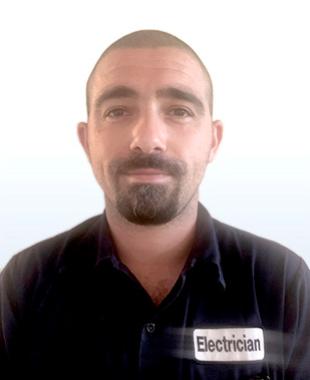 Electrician 1 | Electricians Service Team