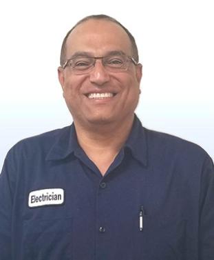 Electrician 2 | Electricians Service Team